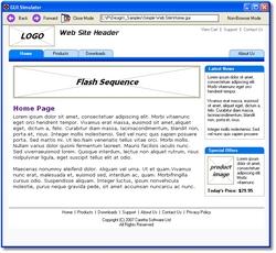 Browser Mode Simulator